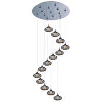 ET2 Minx 13 Light Multi-Light Pendant in Polished Chrome E93848-142PC