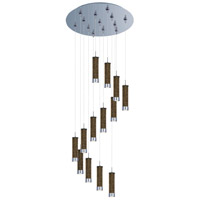 ET2 Chroma 13 Light Multi-Light Pendant in Polished Chrome E93850-136PC