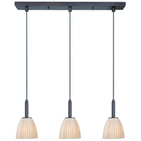 ET2 Carte 3 Light Linear Pendant in Bronze E94013-52 photo thumbnail