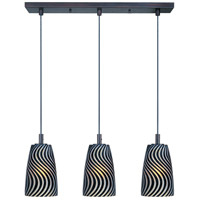 ET2 Carte LED Linear Pendant in Bronze E94203-51BZ