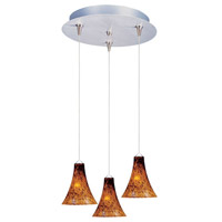 ET2 Minx 3 Light Pendant in Satin Nickel E94633-104SN