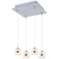 ET2 Starburst 4 Light Multi-Light Pendant E94772-25
