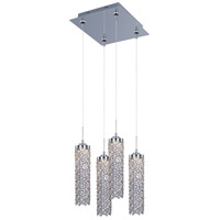 ET2 Shanell 4 Light Multi-Light Pendant in Polished Chrome E94788-20PC
