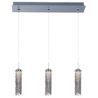 Bianca LED 24 inch Polished Chrome Multi-Light Pendant Ceiling Light