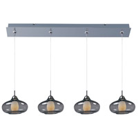 ET2 Minx 4 Light Linear Pendant in Polished Chrome E94948-142PC