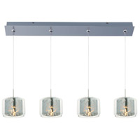 ET2 Minx 4 Light Linear Pendant in Polished Chrome E94949-146PC