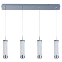 ET2 Chroma 4 Light Linear Pendant in Polished Chrome E94950-130PC