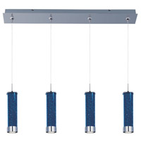 ET2 Chroma 4 Light Linear Pendant in Polished Chrome E94950-132PC