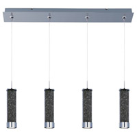 ET2 Chroma 4 Light Linear Pendant in Polished Chrome E94950-138PC