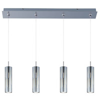 ET2 Scope 4 Light Linear Pendant in Polished Chrome E94951-90PC