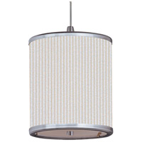 ET2 Elements 1 Light Mini Pendant in Satin Nickel E95052-102SN