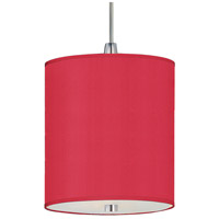 ET2 Elements 1 Light Mini Pendant in Satin Nickel E95052-105SN