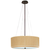 ET2 Elements 3 Light Pendant in Oil Rubbed Bronze E95060-101OI