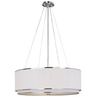 ET2 Elements 3 Light Pendant in Satin Nickel E95060-102SN