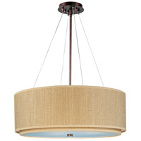 ET2 Elements 3 Light Pendant in Oil Rubbed Bronze E95065-101OI