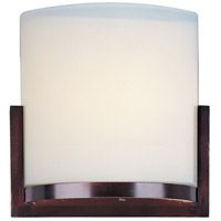 Elements 1 Light 7 inch Oil Rubbed Bronze Wall Sconce Wall Light in Satin White