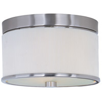 ET2 Elements 2 Light Flush Mount in Satin Nickel E95100-102SN