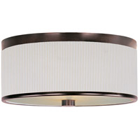 ET2 Elements 3 Light Flush Mount in Oil Rubbed Bronze E95102-102OI