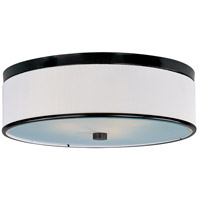 ET2 Elements 3 Light Flush Mount in Oil Rubbed Bronze E95104-102OI