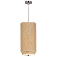 ET2 Elements 1 Light Mini Pendant in Satin Nickel E95140-101SN