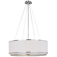 ET2 Elements 4 Light Pendant in Satin Nickel E95160-102SN