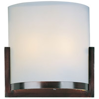 Elements 2 Light 11 inch Oil Rubbed Bronze Wall Sconce Wall Light in Satin White