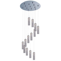ET2 Shanell 13 Light Multi-Light Pendant in Polished Chrome E95287-20PC