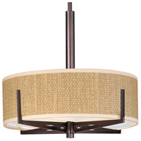 ET2 Elements 3 Light Pendant in Oil Rubbed Bronze E95405-101OI