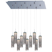 ET2 Bianca 10 Light Linear Pendant in Polished Chrome E95488-148PC