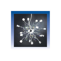 ET2 Signature 1Signature 6 Light Chandelier E999-6001