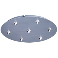 RapidJack Satin Nickel Canopy
