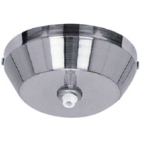 ET2 RapidJack 1-Light Canopy in Satin Nickel EC95000-SN