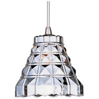 ET2 Minx 1 Light RapidJack Pendant (canopy sold separately) in Satin Nickel EP96001-20SN