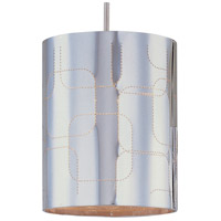 ET2 Minx 1 Light RapidJack Pendant (canopy sold separately) in Satin Nickel EP96007-69SN