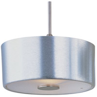 Minx 1 Light 6 inch Satin Nickel RapidJack Pendant Ceiling Light