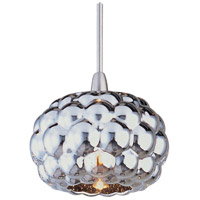 ET2 Minx 1 Light RapidJack Pendant (canopy sold separately) in Satin Nickel EP96012-55SN