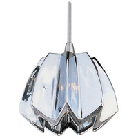 ET2 Minx 1 Light RapidJack Pendant (canopy sold separately) in Satin Nickel EP96013-56SN