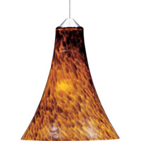 ET2 Minx 1 Light RapidJack Pendant (canopy sold separately) in Satin Nickel EP96023-104SN
