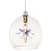 ET2 Starburst 1 Light RapidJack Pendant (canopy sold separately) EP96080-21