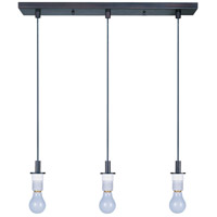 ET2 Carte 3 Light Pendant in Bronze ES92003
