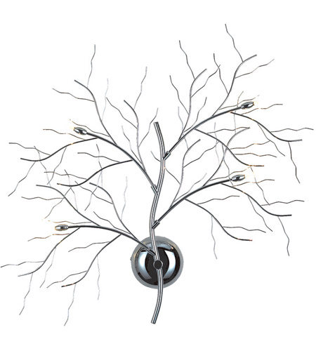 Metal Autumn Wall Sconces
