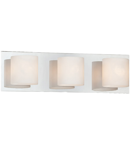 Glass Geos Bathroom Vanity Lights