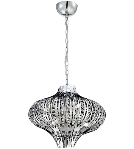 EuroFase Crystal Metal Chandeliers