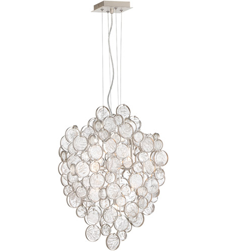 EuroFase Glass Chandeliers
