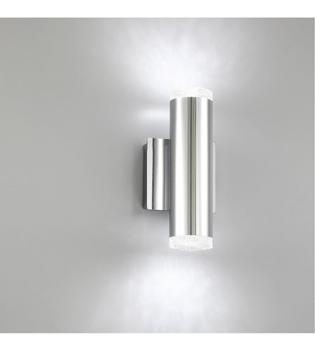 EuroFase 35688-013 Seaton LED 5 inch Chrome Wall Sconce Wall Light alternative photo thumbnail