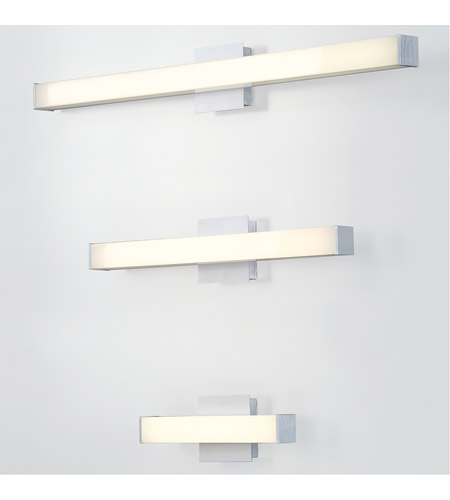 EuroFase 30192-010 Kelvin LED 36 inch Aluminum Wall Sconce Wall Light alternative photo thumbnail
