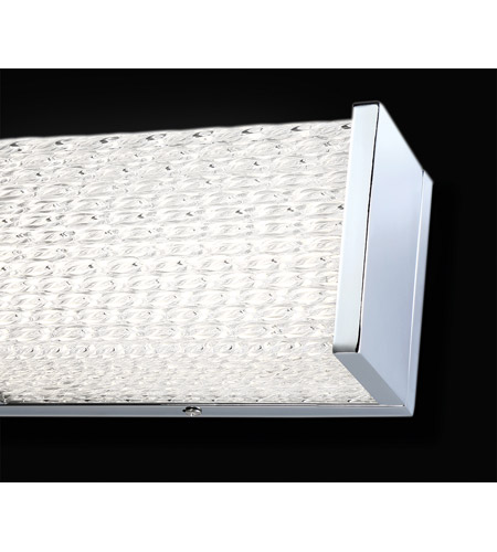 EuroFase 31811-019 Wynn LED 17 inch Chrome Flush Mount Ceiling Light alternative photo thumbnail