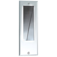 EuroFase 14751-011 Ontario LED 8 inch Stainless Steel Outdoor Wall Mount