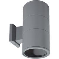 EuroFase 19205-014 Ontario 2 Light 10 inch Grey Outdoor Wall Mount