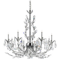 Giselle 8 Light 25 inch Chrome Chandelier Ceiling Light